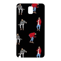 Drake Ugly Holiday Christmas Samsung Galaxy Note 3 N9005 Hardshell Back Case