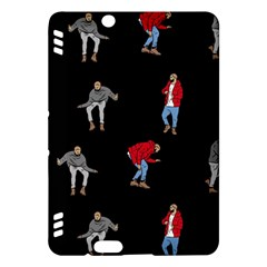 Drake Ugly Holiday Christmas Kindle Fire HDX Hardshell Case