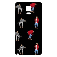 Drake Ugly Holiday Christmas Galaxy Note 4 Back Case