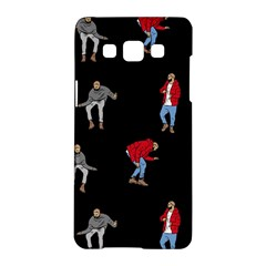 Drake Ugly Holiday Christmas Samsung Galaxy A5 Hardshell Case