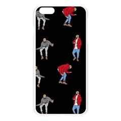 Drake Ugly Holiday Christmas Apple Seamless iPhone 6 Plus/6S Plus Case (Transparent)