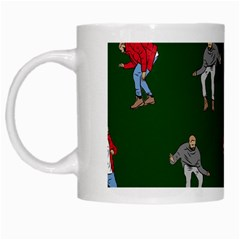 Drake Ugly Holiday Christmas 2 White Mugs