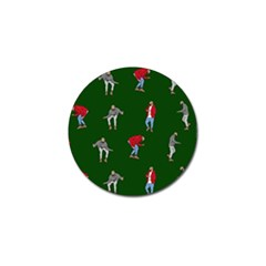 Drake Ugly Holiday Christmas 2 Golf Ball Marker (4 Pack)
