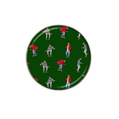 Drake Ugly Holiday Christmas 2 Hat Clip Ball Marker (10 pack)