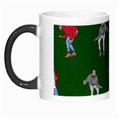 Drake Ugly Holiday Christmas 2 Morph Mugs