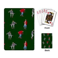 Drake Ugly Holiday Christmas 2 Playing Card