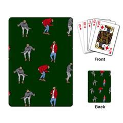 Drake Ugly Holiday Christmas 2 Playing Card