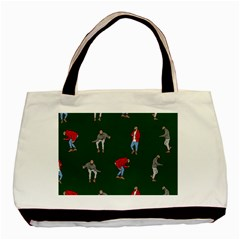 Drake Ugly Holiday Christmas 2 Basic Tote Bag