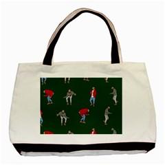 Drake Ugly Holiday Christmas 2 Basic Tote Bag