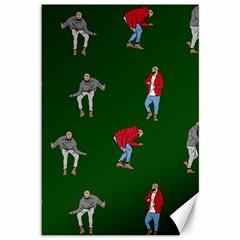 Drake Ugly Holiday Christmas 2 Canvas 12  x 18