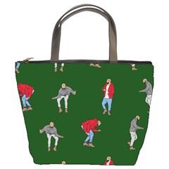 Drake Ugly Holiday Christmas 2 Bucket Bags