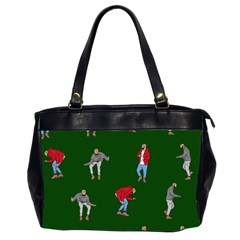 Drake Ugly Holiday Christmas 2 Office Handbags (2 Sides)