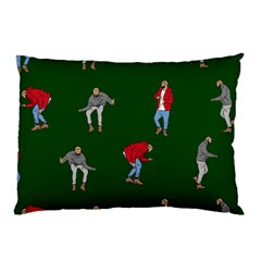 Drake Ugly Holiday Christmas 2 Pillow Case (Two Sides)