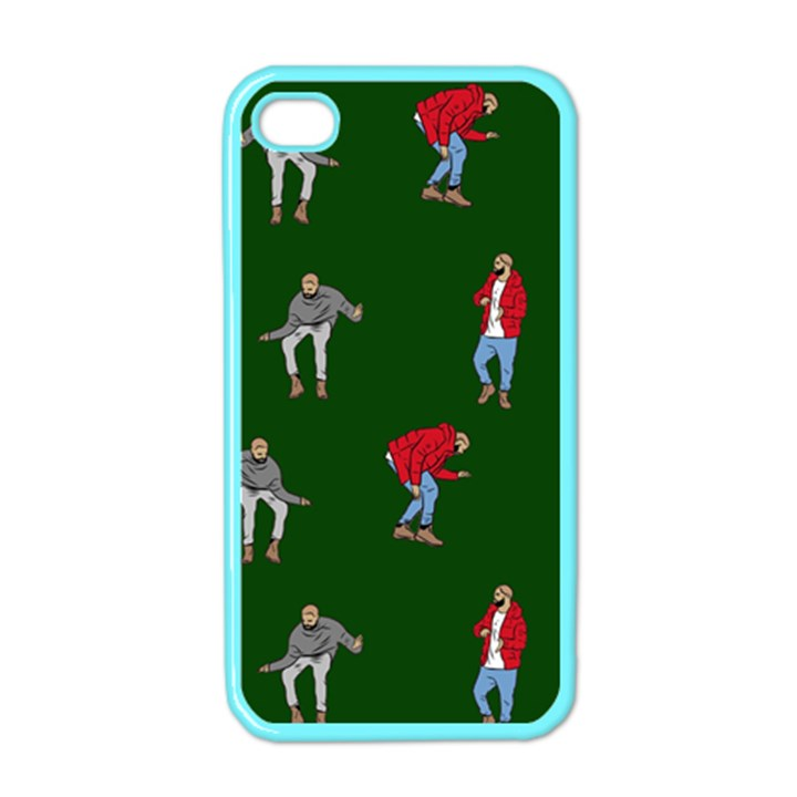 Drake Ugly Holiday Christmas 2 Apple iPhone 4 Case (Color)