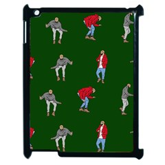 Drake Ugly Holiday Christmas 2 Apple iPad 2 Case (Black)
