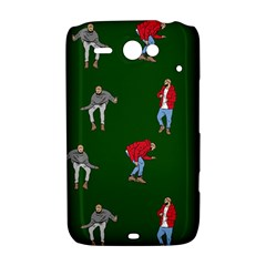 Drake Ugly Holiday Christmas 2 HTC ChaCha / HTC Status Hardshell Case
