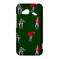 Drake Ugly Holiday Christmas 2 HTC Droid Incredible 4G LTE Hardshell Case