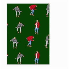 Drake Ugly Holiday Christmas 2 Large Garden Flag (two Sides)