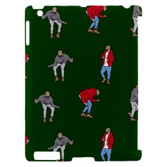 Drake Ugly Holiday Christmas 2 Apple iPad 2 Hardshell Case (Compatible with Smart Cover)