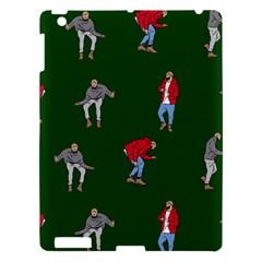 Drake Ugly Holiday Christmas 2 Apple iPad 3/4 Hardshell Case