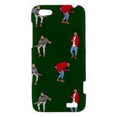 Drake Ugly Holiday Christmas 2 HTC One V Hardshell Case
