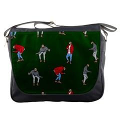 Drake Ugly Holiday Christmas 2 Messenger Bags