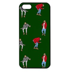 Drake Ugly Holiday Christmas 2 Apple iPhone 5 Seamless Case (Black)