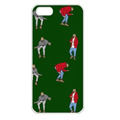 Drake Ugly Holiday Christmas 2 Apple Iphone 5 Seamless Case (white)