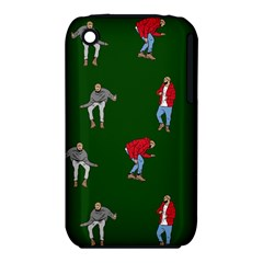Drake Ugly Holiday Christmas 2 Apple iPhone 3G/3GS Hardshell Case (PC+Silicone)