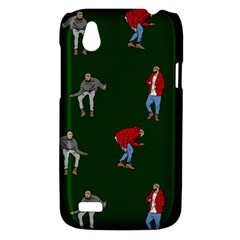 Drake Ugly Holiday Christmas 2 HTC Desire V (T328W) Hardshell Case