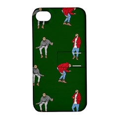 Drake Ugly Holiday Christmas 2 Apple iPhone 4/4S Hardshell Case with Stand
