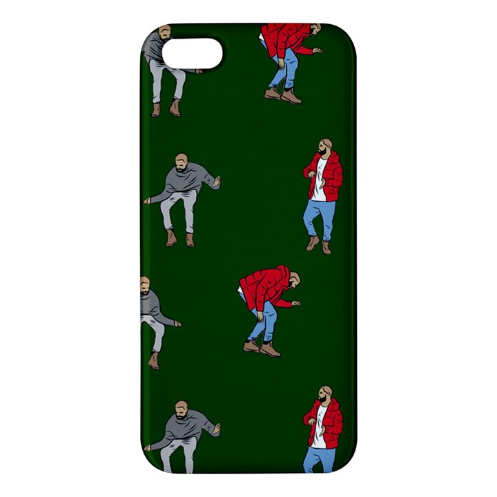 Drake Ugly Holiday Christmas 2 Apple iPhone 5 Premium Hardshell Case