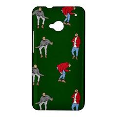 Drake Ugly Holiday Christmas 2 HTC One M7 Hardshell Case