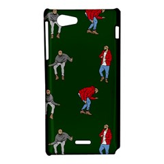 Drake Ugly Holiday Christmas 2 Sony Xperia J