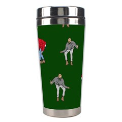 Drake Ugly Holiday Christmas 2 Stainless Steel Travel Tumblers
