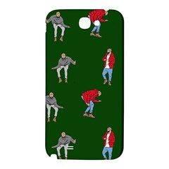 Drake Ugly Holiday Christmas 2 Samsung Note 2 N7100 Hardshell Back Case