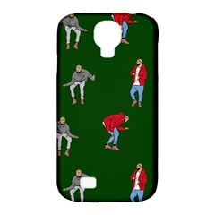 Drake Ugly Holiday Christmas 2 Samsung Galaxy S4 Classic Hardshell Case (PC+Silicone)