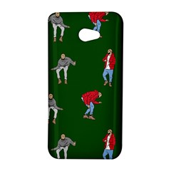Drake Ugly Holiday Christmas 2 HTC Butterfly S/HTC 9060 Hardshell Case