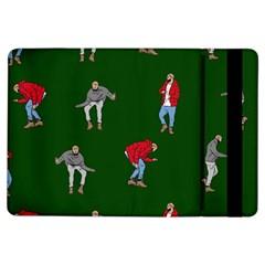 Drake Ugly Holiday Christmas 2 iPad Air Flip