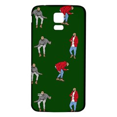 Drake Ugly Holiday Christmas 2 Samsung Galaxy S5 Back Case (White)