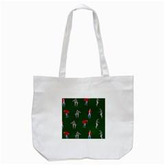 Drake Ugly Holiday Christmas 2 Tote Bag (White)