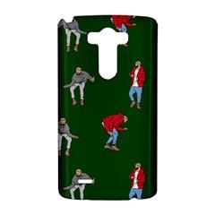 Drake Ugly Holiday Christmas 2 LG G3 Hardshell Case