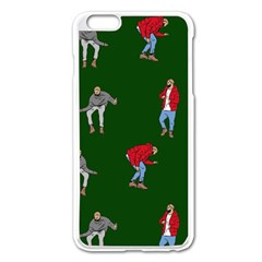 Drake Ugly Holiday Christmas 2 Apple Iphone 6 Plus/6s Plus Enamel White Case