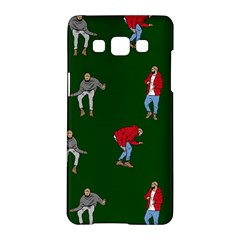 Drake Ugly Holiday Christmas 2 Samsung Galaxy A5 Hardshell Case