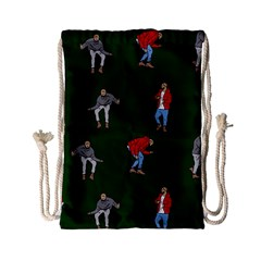 Drake Ugly Holiday Christmas 2 Drawstring Bag (Small)