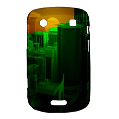 Green Building City Night Bold Touch 9900 9930
