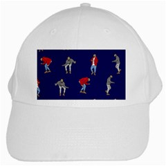 Drake Ugly Holiday Christmas White Cap