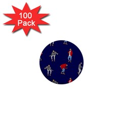 Drake Ugly Holiday Christmas 1  Mini Buttons (100 Pack)