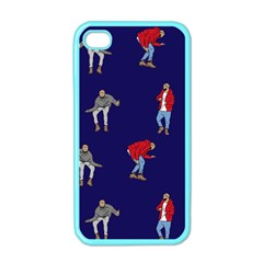 Drake Ugly Holiday Christmas Apple iPhone 4 Case (Color)
