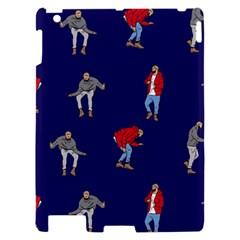 Drake Ugly Holiday Christmas Apple iPad 2 Hardshell Case